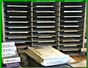 The Hub Newry Mailboxes for correspondence post