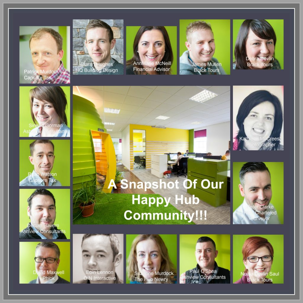 virtual office Northern Ireland - A Snapshot Of Our Happy Hub Community