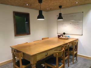 Hub's New Breakout Meeting Room for hire