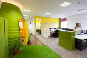 Hub's St Colman's Coworking Space