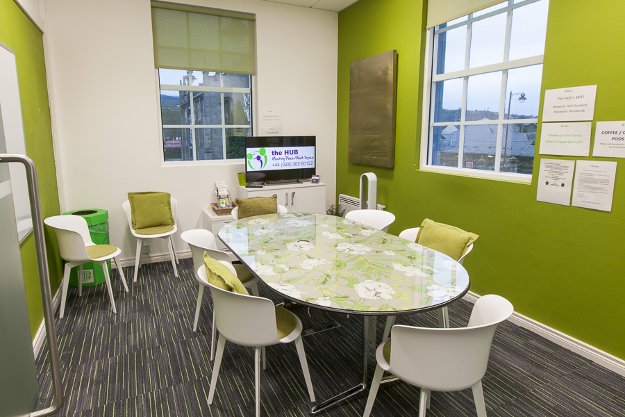 Bookable Meeting Rooms