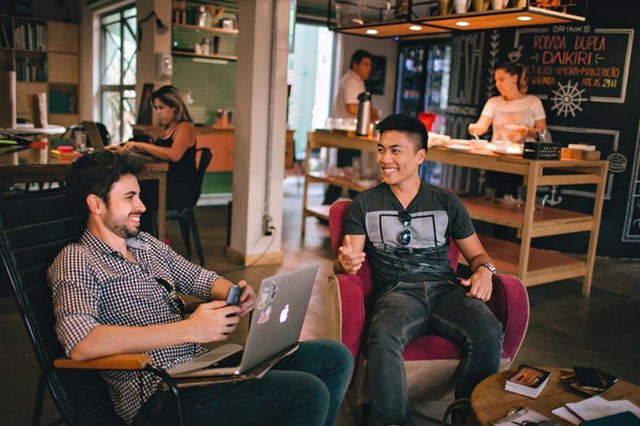 who is coworking for - all sorts of workers
