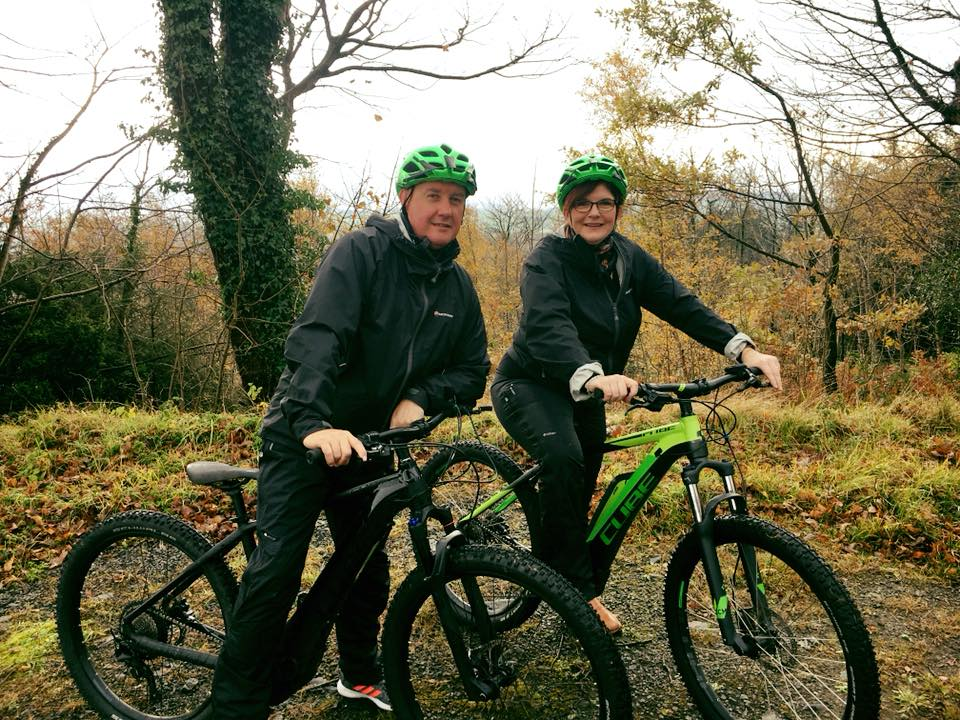 Bike Tour Ireland Brack Tours