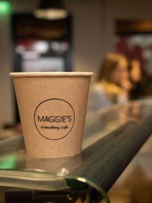 Maggies, Newry's First Coworking Cafe!