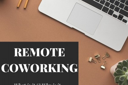 Finally they might believe that remote workers do actually work productively!